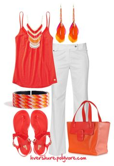 """""""Sunset Summer"""" by hvershure ❤ liked on Polyvore featuring moda, Raxevsky, Oasis, Lucky Brand, Juicy Couture, BaubleBar, Love Moschino e Marc Jacobs"""