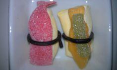 Skum med fisk og snørre Made by Simone