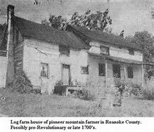 Old Farm Homes 1700 - Bing Images