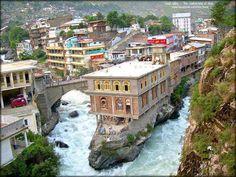 Photo: Beauty of Bahreen Swat Valley KPK PAKISTAN