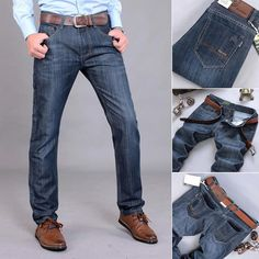 Classic Casual Jeans