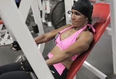 """Mrs. Ernestine Shepherd always inspiring us and letting us know, """"age is nothing but a number""""  Go Mrs Shepherd #dapmediagroup.com  check out the interview : http://www.oprah.com/own-oprahprime/Meet-the-77-Year-Old-Body-Builder-Video"""