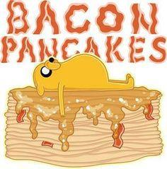Adventure Time | Bacon Pancakes | Jake