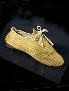 mans shoe 1805
