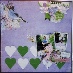 The Urban Scrapbook - May Designer Page Kit