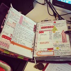 My #Filofax. #agenda #calendar #diary #journal #planner #planneraddict #Organizer #productivity #filofaxsupplies #filofaxlove #iloveitall #iloveitalketsy #purple #dayrunner #filofaxmalden #filofaxgoodies #pagemaker #list #lists #writing #todo #catchingup | Flickr - Photo Sharing!