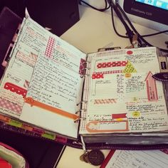 My #Filofax. #agenda #calendar #diary #journal #planner #planneraddict #Organizer #productivity #filofaxsupplies #filofaxlove #iloveitall #iloveitalketsy #purple #dayrunner #filofaxmalden #filofaxgoodies #pagemaker #list #lists #writing #todo #catchingup | Flickr - Photo Sharing!