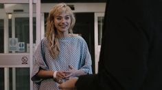 Imogen Poots in the film 'A Long Way Down' (2014)