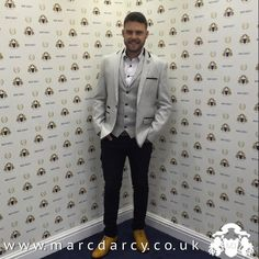 Emmerdale's Danny Miller picked our Glen Cream blazer as one of his summer favourites!