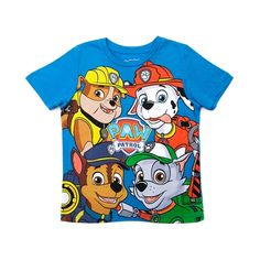 Shop for Boys Toddler Paw Patrol Tee in Royal at Journeys Kidz. Shop today  for 8c7f79d5a4