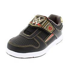 66c35d9f1f World Wrestling Entertainment WWE Championship Belt Boys Shoes