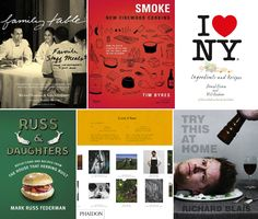 Cookbooks for the NY 2013 :)