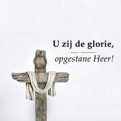 U zij de glorie, opgestane Heer! Opwekking 213 #Heer, #Opstanding, #Opwekking  http://www.dagelijksebroodkruimels.nl/opwekking-213/