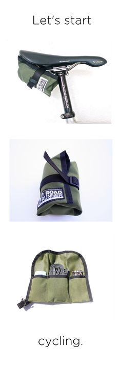 Road Runner Bags Bike Tool/Saddle Roll http://nymb.co/collections/bike-accessories/products/bike-tool-roll
