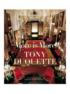Tony Duquette/Hutton Wilkinson Jewelry. CoffeeInterior Design BooksInterior  ...