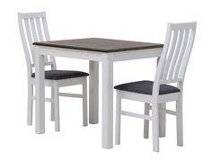 Hovi LUX-ruokaryhmä (1+2) / Tuotteet / Maskun Kalustetalo Joko, Table, Furniture, Home Decor, Decoration Home, Room Decor, Tables, Home Furnishings, Home Interior Design