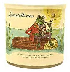 McClelland Frog Morton 100g tin