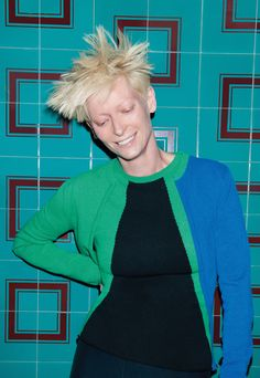 Tilda Swinton by Walter Pfeiffer