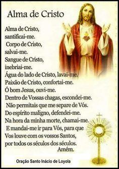 #orações #catolicismo Jesus Prayer, Religious Education, Catholic Prayers, God Is Good, Religion, Faith, Artist, Classroom Management, Veronica
