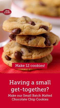 Small Desserts, Fun Desserts, Delicious Desserts, Yummy Food, Tasty, Baking Recipes, Cookie Recipes, Snack Recipes, Dessert Recipes