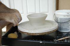 Diy potter's wheel