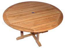 Teak Dining Table Padua Round  60