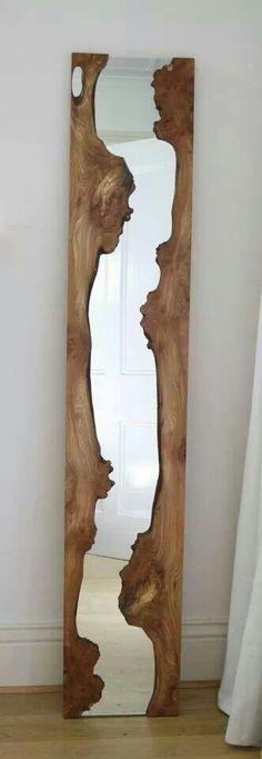 Mirror -- prob hang it sideways