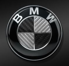 Bmw #bonnet #badge/emblem - #carbon fibre 82mm fits: series 1 3 4 5 6 x 5 6 e46 e, View more on the LINK: http://www.zeppy.io/product/gb/2/182152789124/