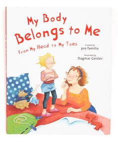 My Body Belongs to Me Hardcover | zulily