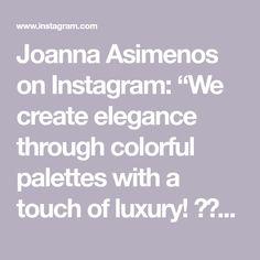 "Joanna Asimenos on Instagram: ""We create elegance through colorful palettes with a touch of luxury! ❤️🧡💜💛 #silk #silkscarf #handmade #hanpainted #silkfabric #silkpainting…"" Silk Painting, Silk Fabric, Palette, Hand Painted, Colorful, Touch, Elegant, Luxury, Create"