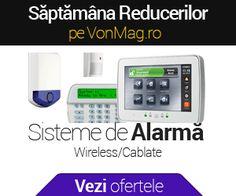 Sisteme de alarma, automatizari, interfonie, supraveghere video-saptamina reducerilor