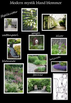 Lotta Waldeck, www.swegd.com Lotta, Garden Design, Student, Forests, Projects, Backyard Landscape Design, Landscape Designs, Garden Planning, Yard Design
