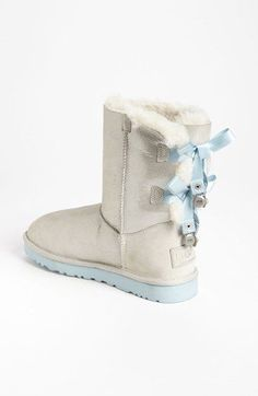 I'd be happy with these too!! UGG® Australia 'Bailey Bow - I Do' Boot.