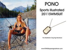 PONO #PONO#fashion#accessories#chic#fashion#necklace#sportsillustrated#swimsuit