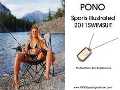 PONO #PONO#fashion#accessories#chic#fashion#necklace#sportsillustrated#swimsuit