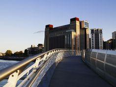 BALTIC Centre for Contemporary  Art; Newcastle Upon Tyne