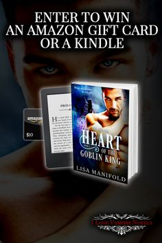 Win a $10 Amazon Gift Card or Kindle E-Reader from Award-Winning Author Lisa Manifold http://www.ilovevampirenovels.com/giveaways/win-10-author-lisa-manifold/?lucky=415622