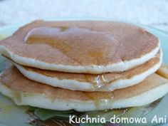 Kuchnia domowa Ani: Pancakes Finger Food, Pancakes, Breakfast, Morning Coffee, Pancake, Finger Foods, Snacks, Crepes