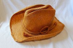 CALIDAD CIBOLO STRAW HAT, Men's straw hat, Mexican straw hat, hat for dad size 7