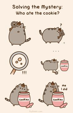 pusheen the cat quotes - Google Search