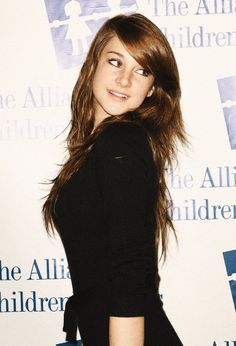 shailene woodley The Alliance for Childrens Rights Honors Law and Order Series, 2010