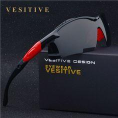 eaa00de802 Brand New Polarized Sunglasses Men Black Cool 2017 Sport Sun Glasses High  Quality Fishing Eyewear Gafas