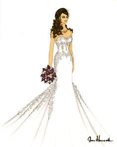 bridal-fahion-sketches-utah
