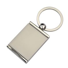 Code: KRM002 Name: Memories Key Ring KRM002 Size: 4.5h x 3.2w x 0.6d cm Available Colours: Silver Min Qty: 25 Promotional Keyrings, Personalised Keyrings, Key Rings, Colours, Memories, Collections, Silver, Stuff To Buy, Memoirs