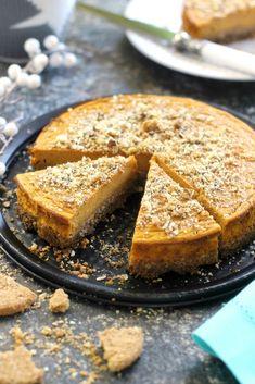 Vegan Christmas, Cornbread, Cookie Recipes, Banana Bread, Cheesecake, Paleo, Food And Drink, Pumpkin, Sweets