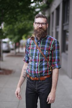 Its gracious salespeople-cum-gallerists leave you to waft your way about the acreage undisturbed, but for the occasional murmur of vital way-finding (e. 2014 Fashion Trends, 2014 Trends, Dalida, Smart Outfit, Street Style Blog, Mens Flannel, Check Shirt, Mens Fashion, Street Fashion