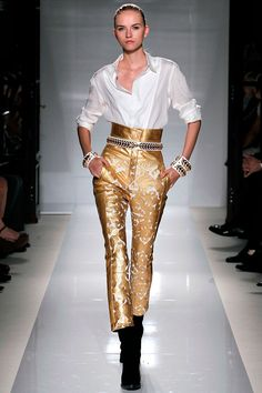 Balmain Spring 2012 RTW - Review - Collections - Vogue#/collection/runway/spring-2012-rtw/balmain/27