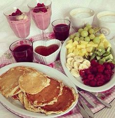 Romantic breakfast i want it have with you