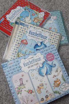 Kuschelflosse und seine Freunde in einer Sammelbox Message In A Bottle, Fish Fin, Kid Movies, Children Stories, Stories For Children, Scary, Cuddling
