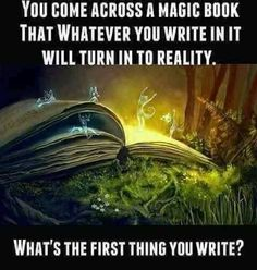 funfriday,energy-What would you put down in the magic book? Picture Writing Prompts, Creative Writing Prompts, Writing Advice, Writing Help, Writing A Book, Picture Prompt, Writing Ideas, Kids Writing, Picture Ideas